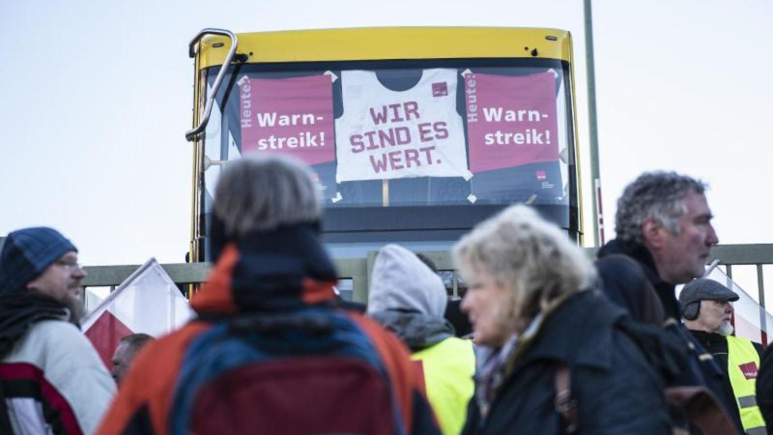 Bvg streik 2020