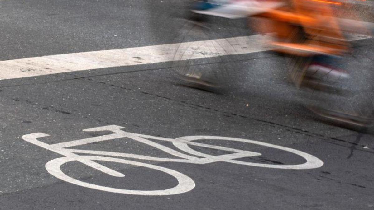 Fahrradfahrer haftet bei Unfall allein