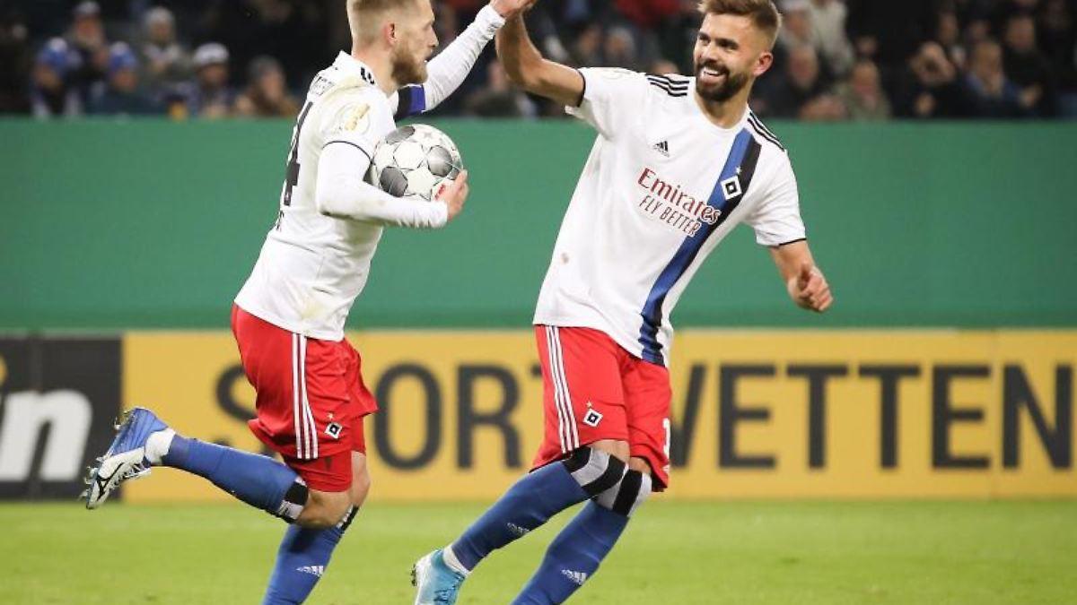 Kapitän Hunt kehrt ins HSV-Mannschaftstraining zurück - n-tv NACHRICHTEN