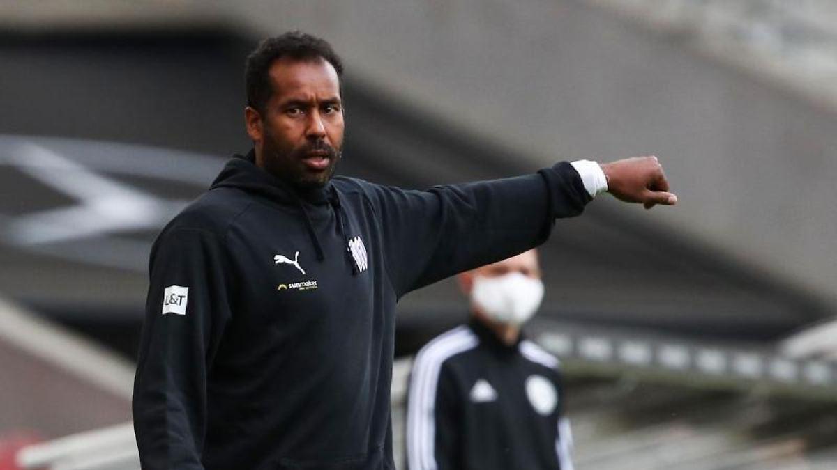 Daniel Thioune soll den Hamburger SV retten