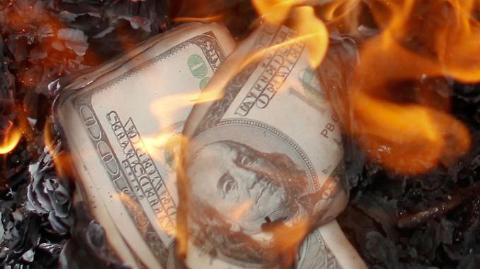 Der US-Wahlkampf hat schon jetzt über 220 Millionen Dollar verschlungen.