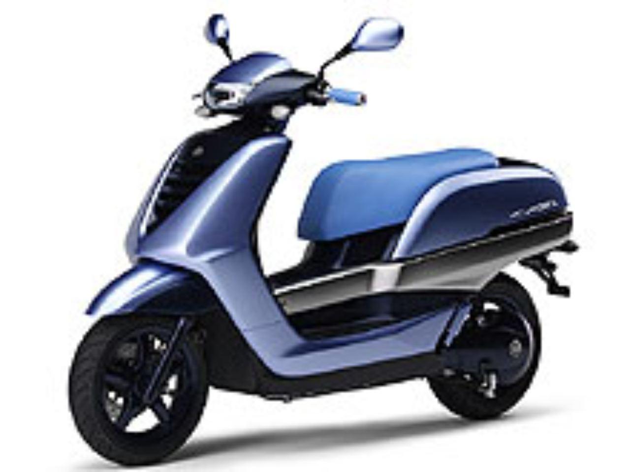 Zweirad elektrisch hersteller forschen intensiv n Der roller