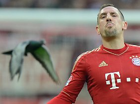 Keiner war besser als Franck Ribéry, fanden seine Bundesliga-Kollegen.