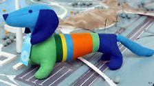 """Mit """"Waldi, dem Dackel"""" hat alles begonnen. Er war das erste olympische Maskottchen. Eingeführt bei den Sommerspielen in München 1972."""