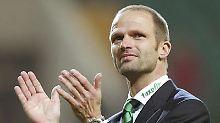 Schlagzeilen machte auch eine Dreiecksbeziehung mit Fußballerin Inka Grings und dem aktuellen Trainer des SC Paderborn, Holger Fach.