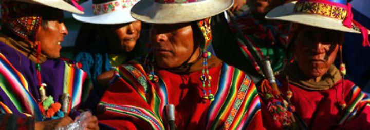 Kontinent aus Feuer und Eis: Südamerika