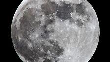 ... oder ein Krater auf dem Mond (Humboldt-Meer) benannt, ...
