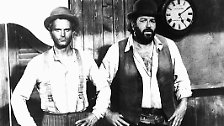 Weltweit beliebte Western-Parodien pflastern seinen Weg, smart und trickreich verpasste er mit seinem immer bärbeißigen Kompagnon Bud Spencer Backpfeifen und Kinnhaken im Dutzend.