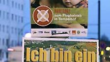 Auch ein Volksbegehren der Tempelhof-Anhänger, zu denen Kanzlerin Angela Merkel und diverse Wirtschaftsführer gehörten, konnte ihn nicht retten.