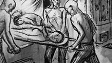 Ende 1944 hatten wegen des Vorrückens der Allierten Abrissarbeiten begonnen. Die Verbrennungsöfen sollten von der SS in das noch als sicher geltende KZ Mauthausen gebracht werden.