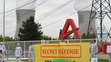 Trotz aller Beteuerungen von Befürwortern ist die Kernenergie nicht zu 100 Prozent sicher.