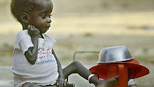 Katastrophale Folgen der Wirtschaftskrise: Jeder sechste Mensch hungert