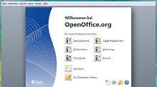 OpenOffice.org hat sich als Alternative zu Microsoft Office etabliert.