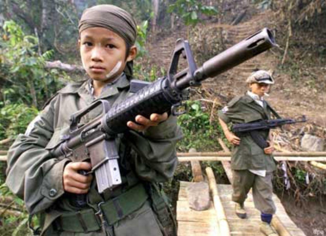 Kindersoldaten Uganda