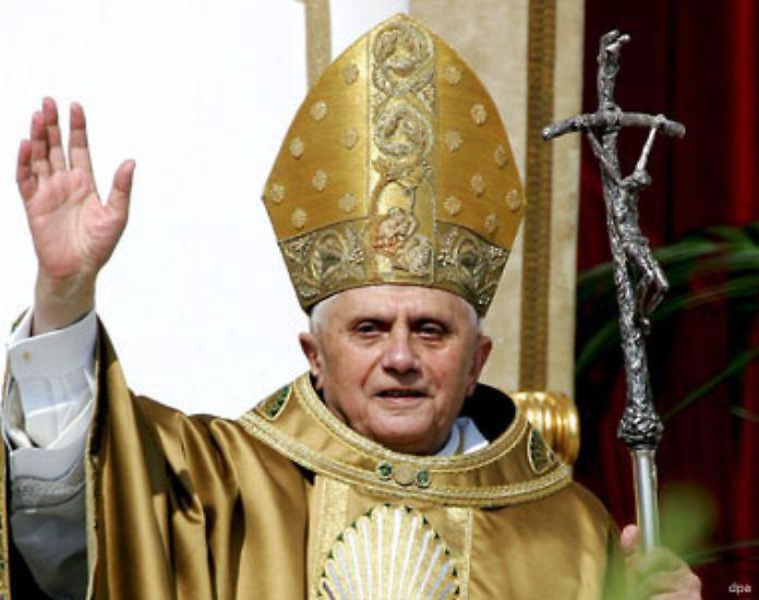 Papst Benedikt Bilder