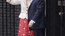 Downing Street No. 10 ist ihm nicht mehr sicher.