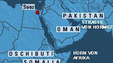 Am Horn von Afrika: Marine auf Patrouille