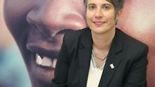 Hauser ist Gründerin der Hilfsorganisation medica mondiale.
