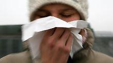 Frage & Antwort, Nr. 457: Hilft Schnaps bei Erkältung?