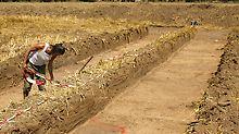 Das weltweit größte Forschungsprojekt zur Bronzezeit ist in Pömmelte.