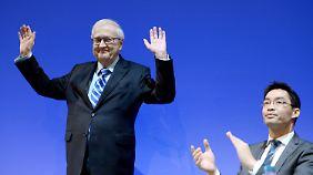 """Brüderle gilt als """"Hoffnungsträger"""" in der FDP."""