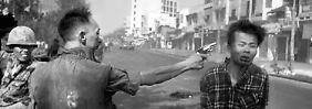 Der Horror des Vietnamkriegs: Mord in den Straßen von Saigon