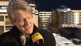 """Robert Shiller zur Eurokrise: """"Tierische Instinkte machen sich breit"""""""