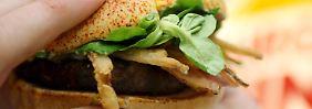 Vor allem Fett macht Fast Food für Heranwachsende so appetitlich.