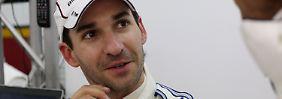Von der Formel 1 in die DTM: Timo Glock fährt für BMW