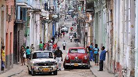 Kuba blickt in eine ungewisse Zukunft.