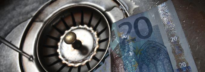 In Portugal sollen die Preise durch die Wasser-Privatisierung in einzelnen Gemeinden bis zu 400 Prozent gestiegen sein.
