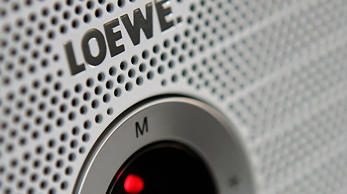 Loewe steckt tief in den roten Zahlen.