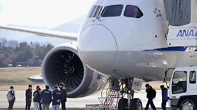 Brand- und Explosionsgefahr im Dreamliner: Airbus warnte vor Risiken von Batterien