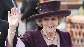 Generationswechsel in den Niederlanden: Königin Beatrix dankt ab