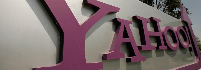 Knapp zwei Prozent mehr Umsatz im vierten Quartal: Yahoo-Aktien legen deutlich zu.