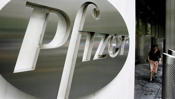 Pfizer kann mit 2012 alles in allem zufrieden sein.