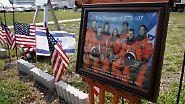 """Tragödie über Texas: Als die """"Columbia"""" explodierte"""