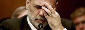 Fiskalklippe frisst Wachstum: US-Wirtschaft schockt den Markt