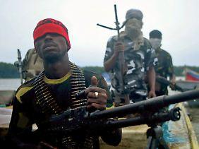 Das Öl löste in Nigeria eine reihe blutiger Konflikte aus.