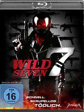 """""""Wild 7"""" ist als DVD und Blu-ray bei Splendid Film erschienen."""