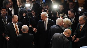 Internationale Sicherheitskonferenz: Biden betont Bündnis mit Europa