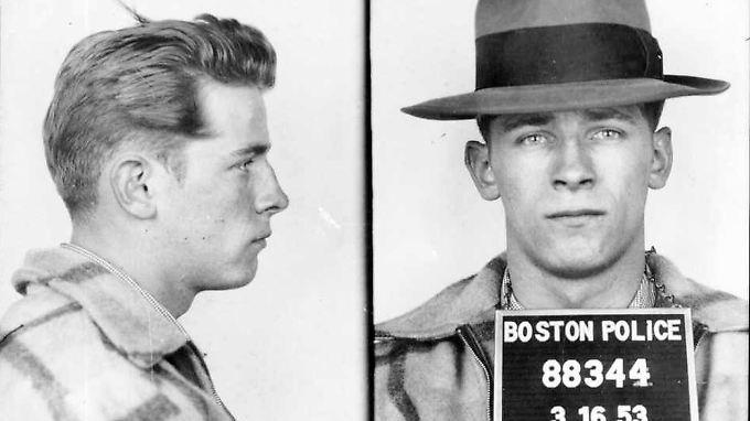 """Wurde in den USA vielerorts als neuer Robin Hood verehrt: James Joseph """"Whitey"""" Bulger."""