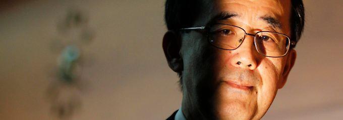 Masaaki Shirakawa, Stabilitätsgarant in der Bank of Japan, nimmt früher als angekündigt seinen Hut.