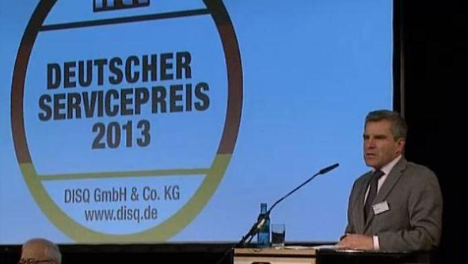 n-tv Ratgeber: Deutscher Servicepreis verliehen