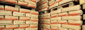 Gewinn steigt spürbar: HeidelbergCement schlägt sich wacker