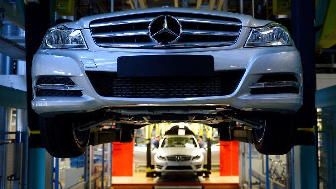 Hohe Zielsetzung: Daimler will führender Auto-Hersteller werden