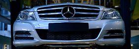 Mercedes steckt in der Krise: Zetsche träumt von Sternstunde