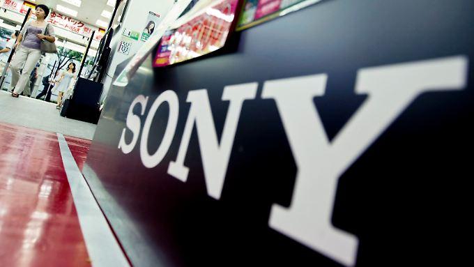 Sony-Kursrutsch belastet Tokioter Aktienbörse.