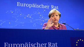 EU-Haushalt verabschiedet: Deutschland zahlt mehr netto