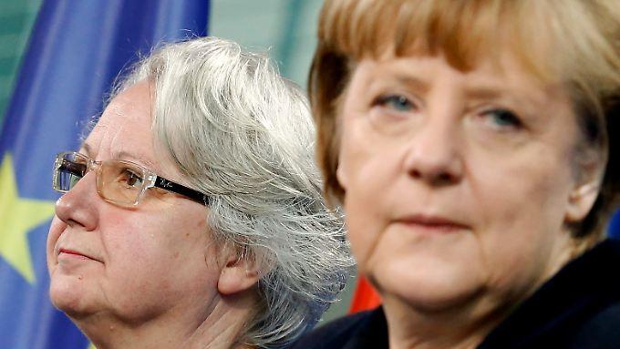 Besonders CDU-Anhänger sind der Meinung, dass die Affäre um die Doktorarbeit der Bildungsministerin Schavan, Partei und Kanzlerin geschadet hat.